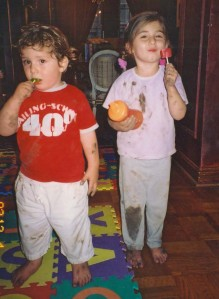 post-splashwalk lollipops