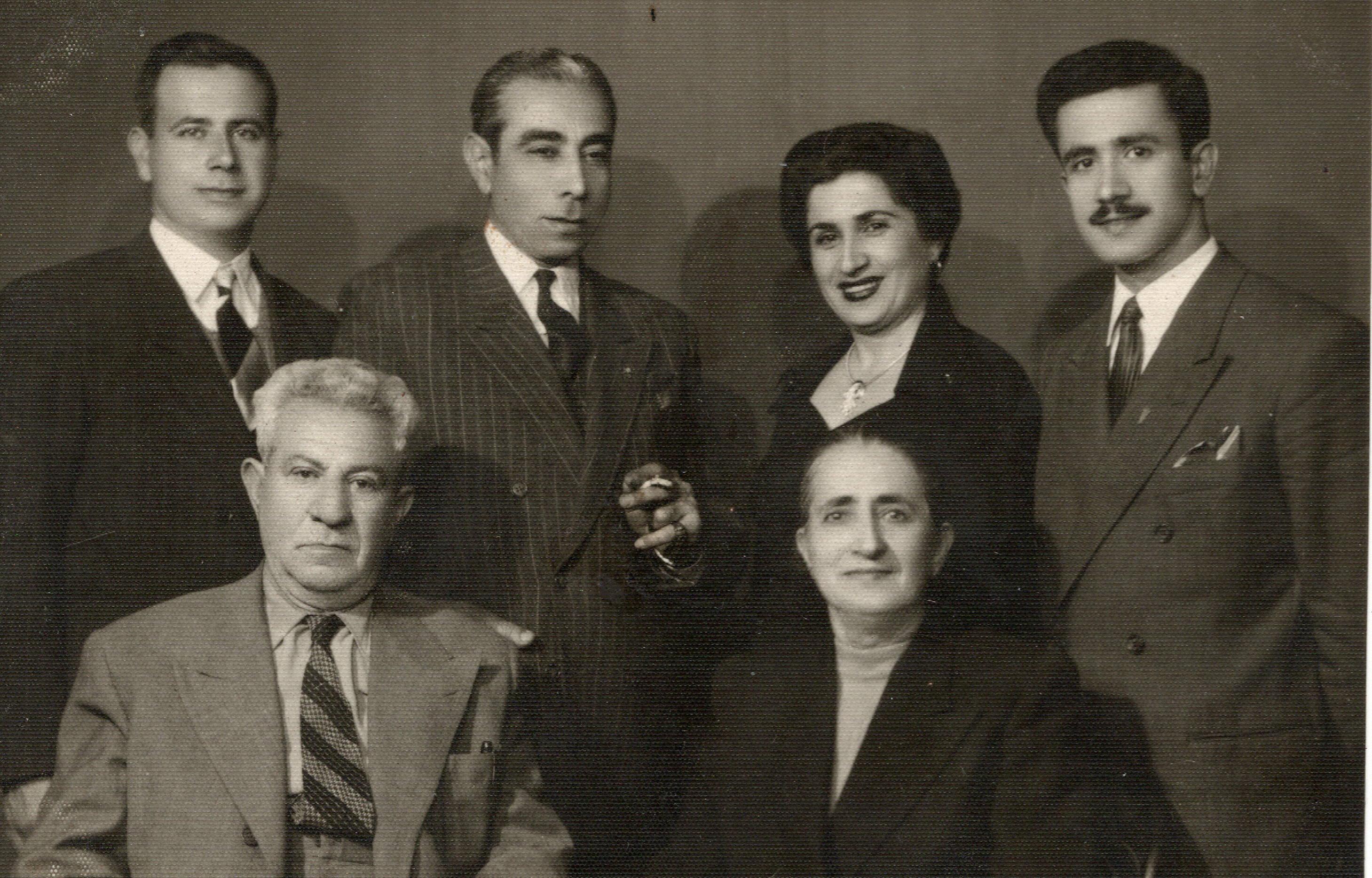 Dr K family