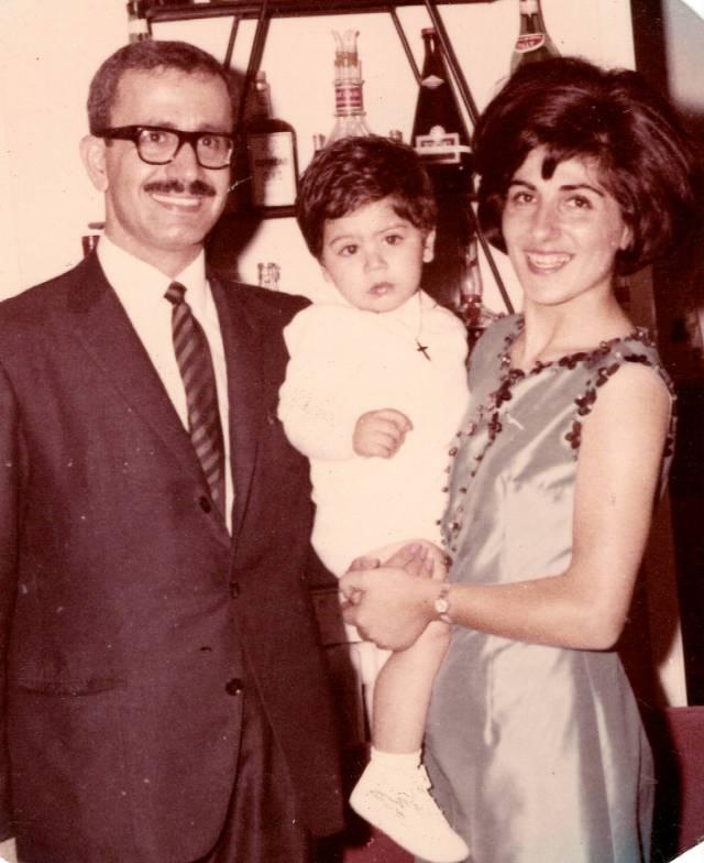 Mrs K ca. 1965